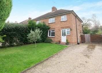 Thumbnail 3 bedroom semi-detached house for sale in North Beeches Road, Crowborough