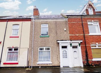 3 bed terraced house for sale in Sheriff Street, Hartlepool TS26