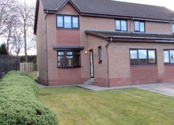 Thumbnail 3 bedroom semi-detached house to rent in Mcphail Avenue, Newarthill, North Lanarkshire ML15Ts