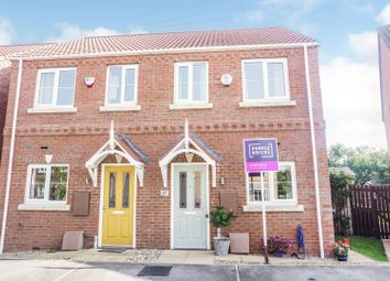 Thumbnail 2 bed semi-detached house for sale in Park Drive, Lofthouse