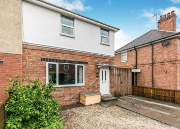 Thumbnail 3 bedroom semi-detached house for sale in Checketts Lane, Worcester