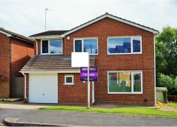 Thumbnail 4 bedroom detached house for sale in Tallis Lane, Reading