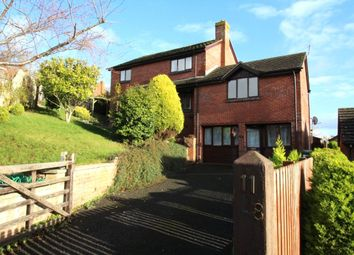 Thumbnail 5 bedroom detached house to rent in Valley Park Close, Exeter