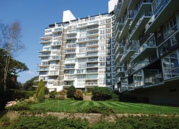 Thumbnail 3 bedroom flat for sale in Admirals Walk, West Cliff Road, Bournemouth, Dorset