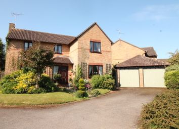 Thumbnail 4 bed detached house for sale in New Forest Way, Daventry
