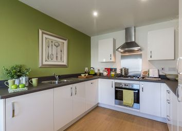 Thumbnail 2 bed flat for sale in Meldon Fields, Hameldown Road, Okehampton, Devon