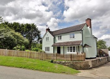 Thumbnail 3 bed detached house to rent in The Laytons, Much Marcle, Ledbury, Herefordshire