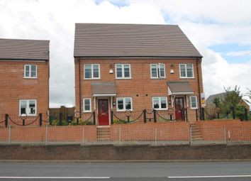 Thumbnail 3 bedroom town house to rent in High Street, Audnam, Stourbridge, West Midlands