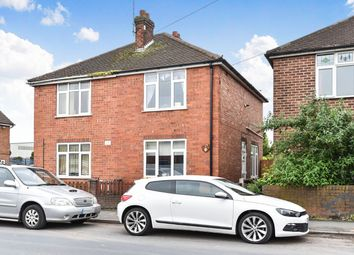Thumbnail 2 bed semi-detached house for sale in Hawkins Lane, Burton-On-Trent