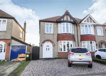 Thumbnail 3 bedroom semi-detached house for sale in St Andrews Road, Shoeburyness, Essex
