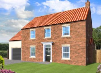 Thumbnail 4 bed detached house for sale in Boothgate, Howden, Goole
