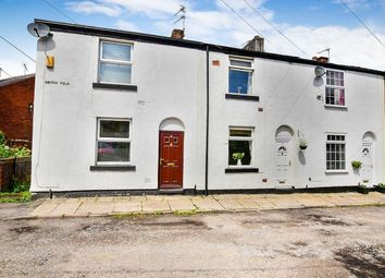 Thumbnail 3 bed terraced house for sale in Smithy Fold Road, Hyde