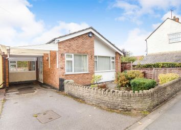 Thumbnail 2 bed semi-detached bungalow for sale in Meynell Road, Quorn, Loughborough