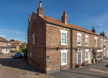Thumbnail 3 bed end terrace house for sale in Long Street, Easingwold, North Yorkshire