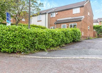 Thumbnail 2 bed flat for sale in Carr Meadow, Bamber Bridge, Preston