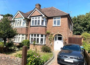 Thumbnail 3 bed semi-detached house for sale in Abingdon Gardens, Southampton, Hampshire