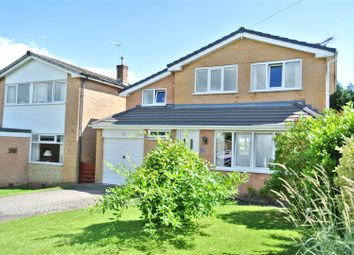 Thumbnail 4 bed detached house for sale in Sandown Road, Lancaster