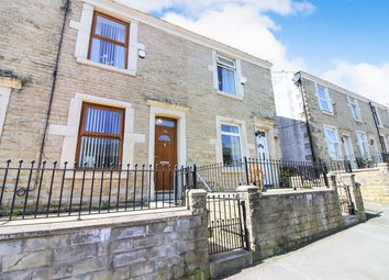 Thumbnail 2 bed terraced house for sale in Harwood Street, Darwen