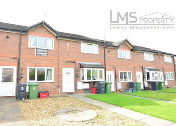 Thumbnail 2 bed mews house to rent in Fernbank Close, Winsford