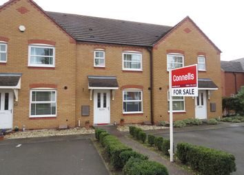Thumbnail 3 bed terraced house for sale in Cowdrey Close, Stourbridge