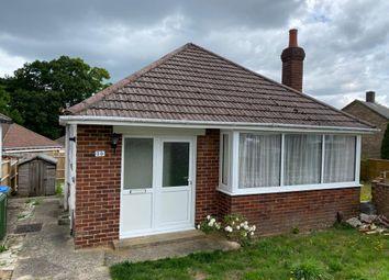 Thumbnail 2 bed bungalow to rent in Eynham Avenue, Southampton