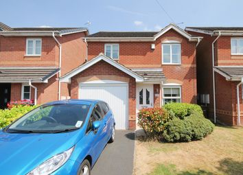 Thumbnail 3 bed detached house for sale in Latham Avenue, Newton-Le-Willows