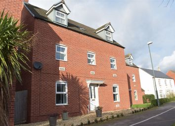 Thumbnail 5 bed detached house for sale in Ambrosia Walk, Rosefields, Tewkesbury, Gloucestershire