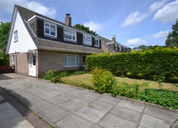 Thumbnail 3 bed semi-detached house for sale in Empress Way, Euxton, Chorley