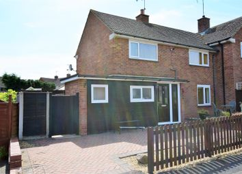 Thumbnail 3 bed semi-detached house for sale in Sadlers Close, Shipston-On-Stour