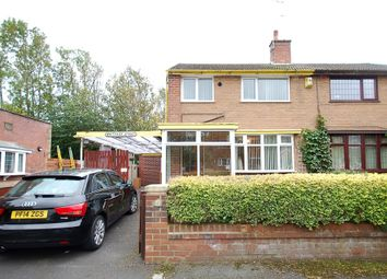 Thumbnail 4 bedroom semi-detached house for sale in Roundhay, Blackpool