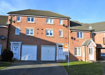 Thumbnail 3 bed town house to rent in Atlantic Place, Grantham