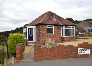 Thumbnail 2 bed detached bungalow to rent in Sunset View, Leeds, West Yorkshire