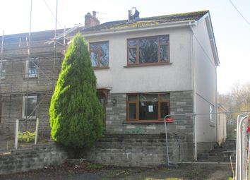 Thumbnail 4 bed detached house for sale in Cefn Stylle Road, Gowerton, Swansea