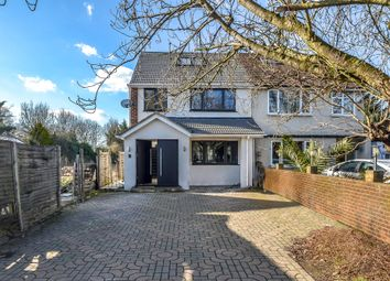 Thumbnail 4 bed semi-detached house for sale in Tentelow Lane, Southall