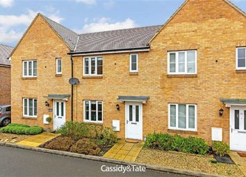 Thumbnail 3 bed terraced house for sale in Old School Drive, Wheathampstead, Hertfordshire