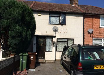 Thumbnail 3 bed terraced house to rent in Haskard Road, Dagenham