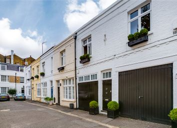 Thumbnail 2 bed mews house for sale in Burton Mews, London
