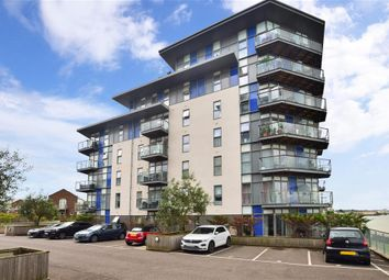 Thumbnail 2 bedroom flat for sale in Carmichael Avenue, Greenhithe, Kent
