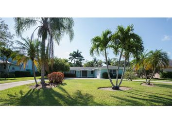 Thumbnail 3 bed property for sale in 1900 Crayton Rd, Naples, Fl, 34102