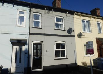 Thumbnail 2 bed terraced house for sale in New Cut, Glemsford, Sudbury