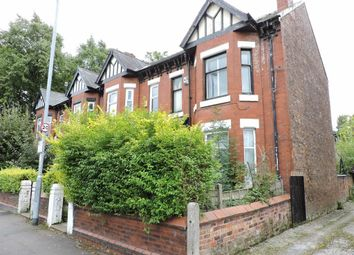 Thumbnail 5 bedroom end terrace house for sale in Everett Road, Withington, Manchester