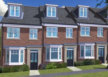 Thumbnail 3 bedroom town house for sale in Sycamore House, The Village Green, Wingate