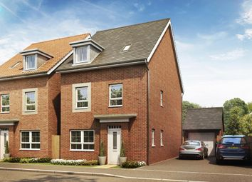 "Thumbnail 6 bed detached house for sale in ""Fircroft"" at Jobs Walk, Gaza Close, Coventry"