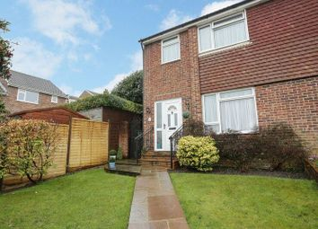 Thumbnail 3 bed semi-detached house for sale in The Spinney, River, Dover