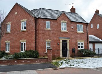 Thumbnail 3 bed semi-detached house for sale in Ross Avenue, Chester