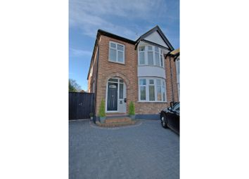 Thumbnail 4 bed semi-detached house for sale in Church Green Road, Milton Keynes