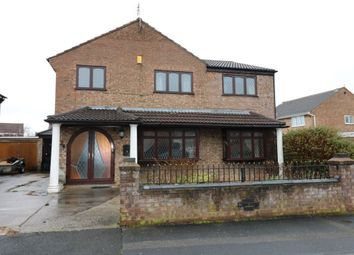Thumbnail 5 bed detached house for sale in Northbury Road, Great Sutton, Ellesmere Port