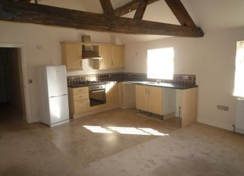 Thumbnail 2 bed flat to rent in Park Street, Shifnal