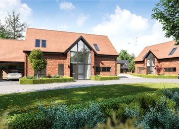 Thumbnail 4 bed property for sale in Buckland Granaries, Sway Road, Lymington, Hampshire