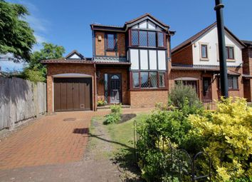 Thumbnail 3 bed link-detached house for sale in Queens Croft, Formby, Liverpool